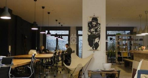 The Hatch, London | coworkspace.com