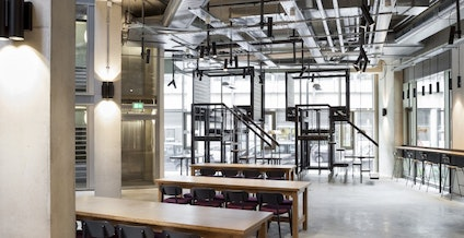 The Office Group - King's Cross Central, London | coworkspace.com