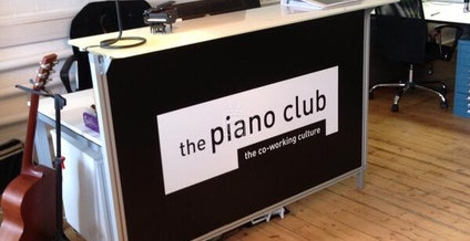 The Piano Club, London | coworkspace.com