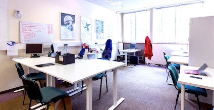 The Workary Brompton, London | coworkspace.com