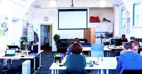 The Workary Hanwell, London | coworkspace.com