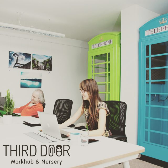 Third Door (Workhub & Nursery), London