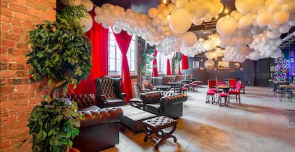 U7 Lounge, London   coworkspace.com