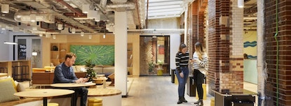 WeWork 1 Waterhouse Square
