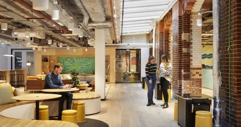 WeWork 1 Waterhouse Square, London | coworkspace.com