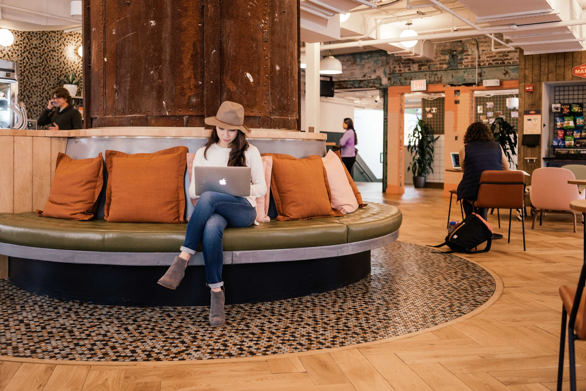 WeWork 10 Devonshire Square, London