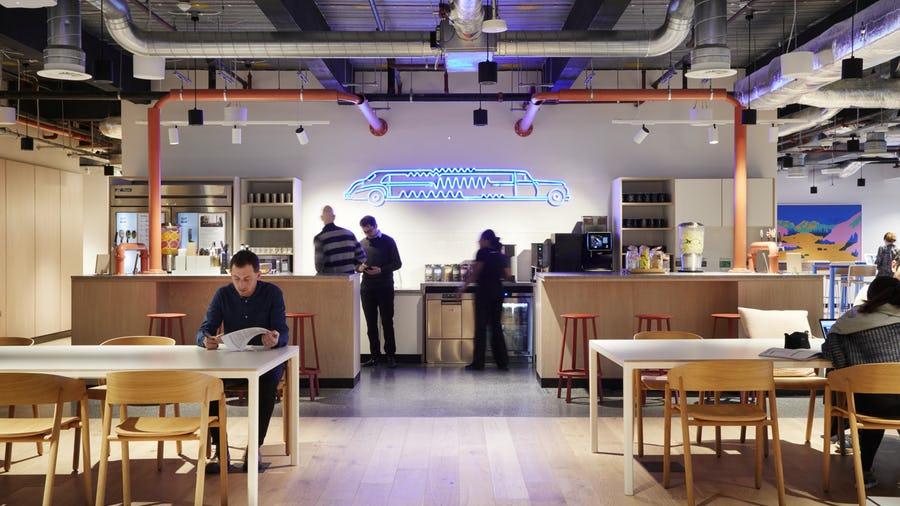 WeWork 123 Buckingham Palace Rd, London