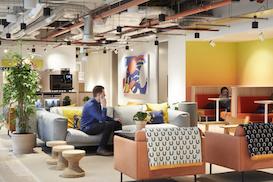 WeWork 123 Buckingham Palace Rd, Brentford