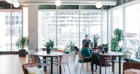 WeWork 131 Finsbury Pavement, London | coworkspace.com