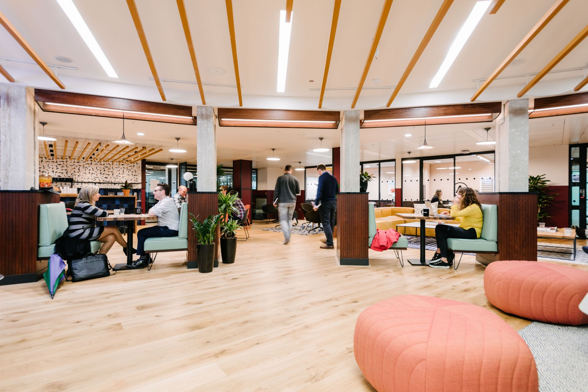 WeWork 30 Stamford St, London