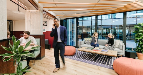 WeWork 30 Stamford St, London | coworkspace.com