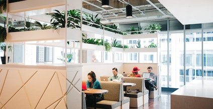 WeWork 8 Devonshire Square, London | coworkspace.com
