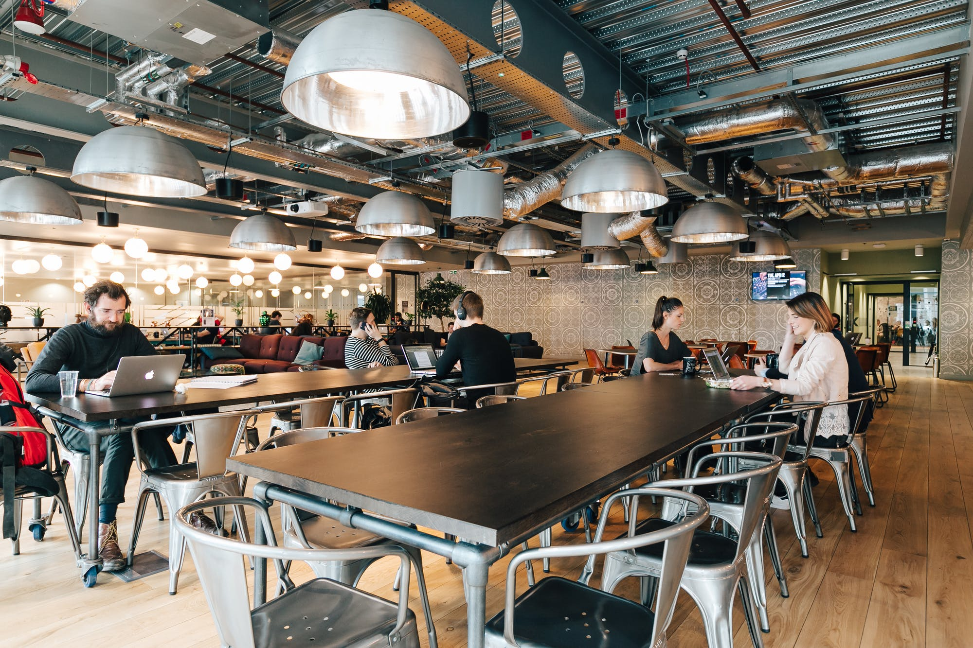 WeWork Aldgate Tower, London