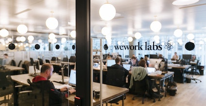 WeWork Aldgate Tower, London | coworkspace.com