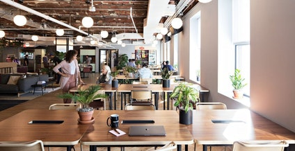 WeWork Aviation House, London | coworkspace.com