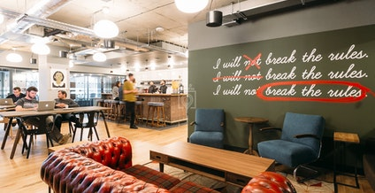 WeWork Chancery Lane Fox Court, London | coworkspace.com