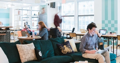 WeWork Chancery Lane The Cursitor, London | coworkspace.com
