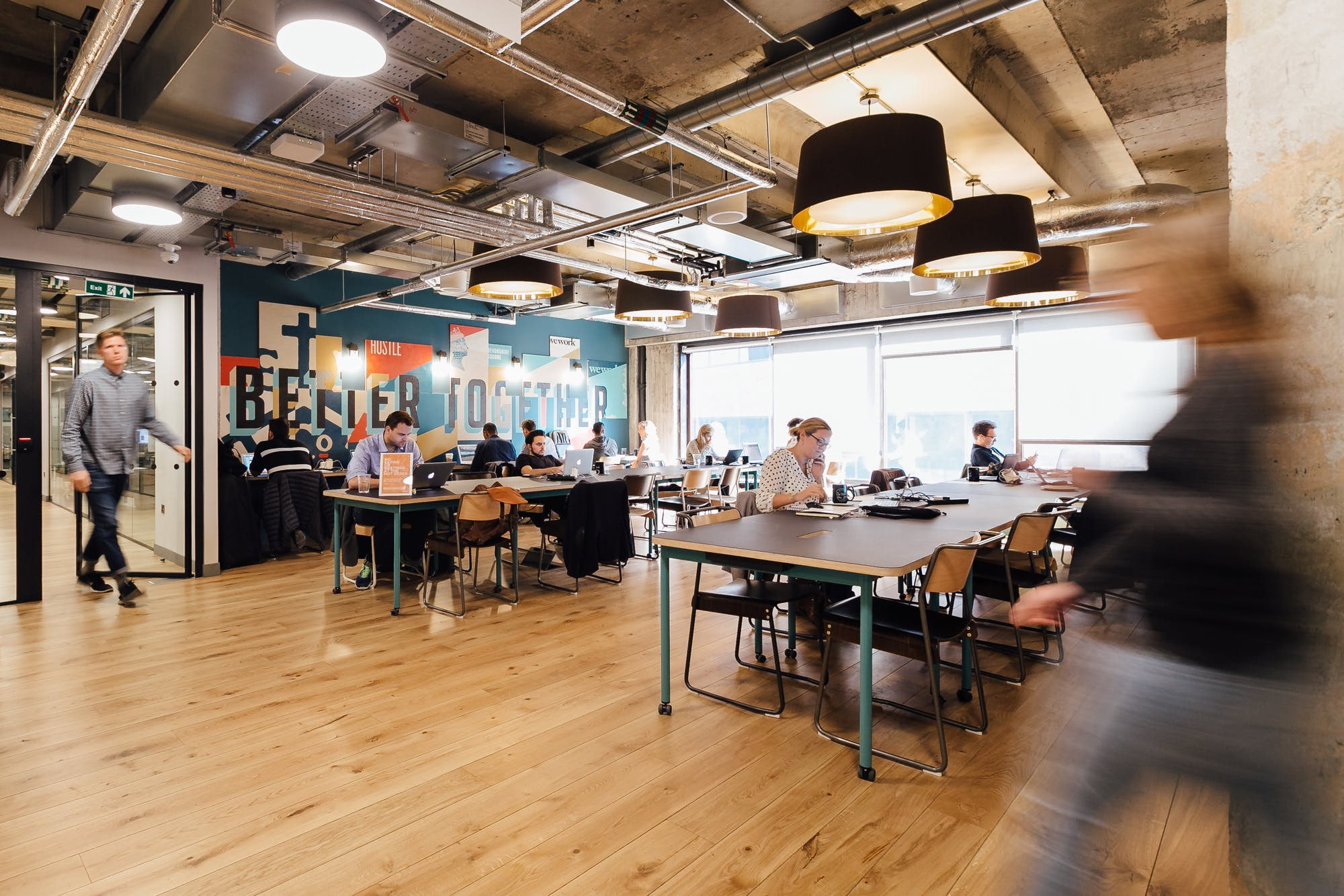 WeWork Devonshire Square, London