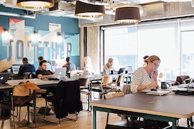 WeWork Devonshire Square, Sutton