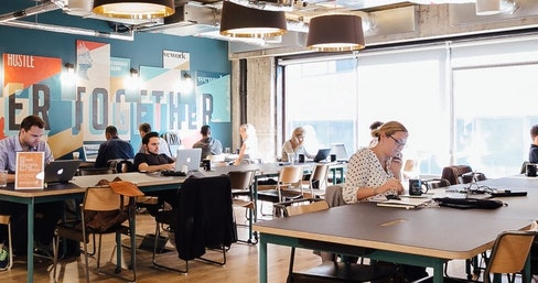 WeWork Devonshire Square, London | coworkspace.com