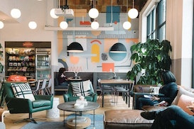 WeWork Hammersmith Brook Green, Soho