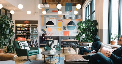 WeWork Hammersmith Brook Green, London | coworkspace.com