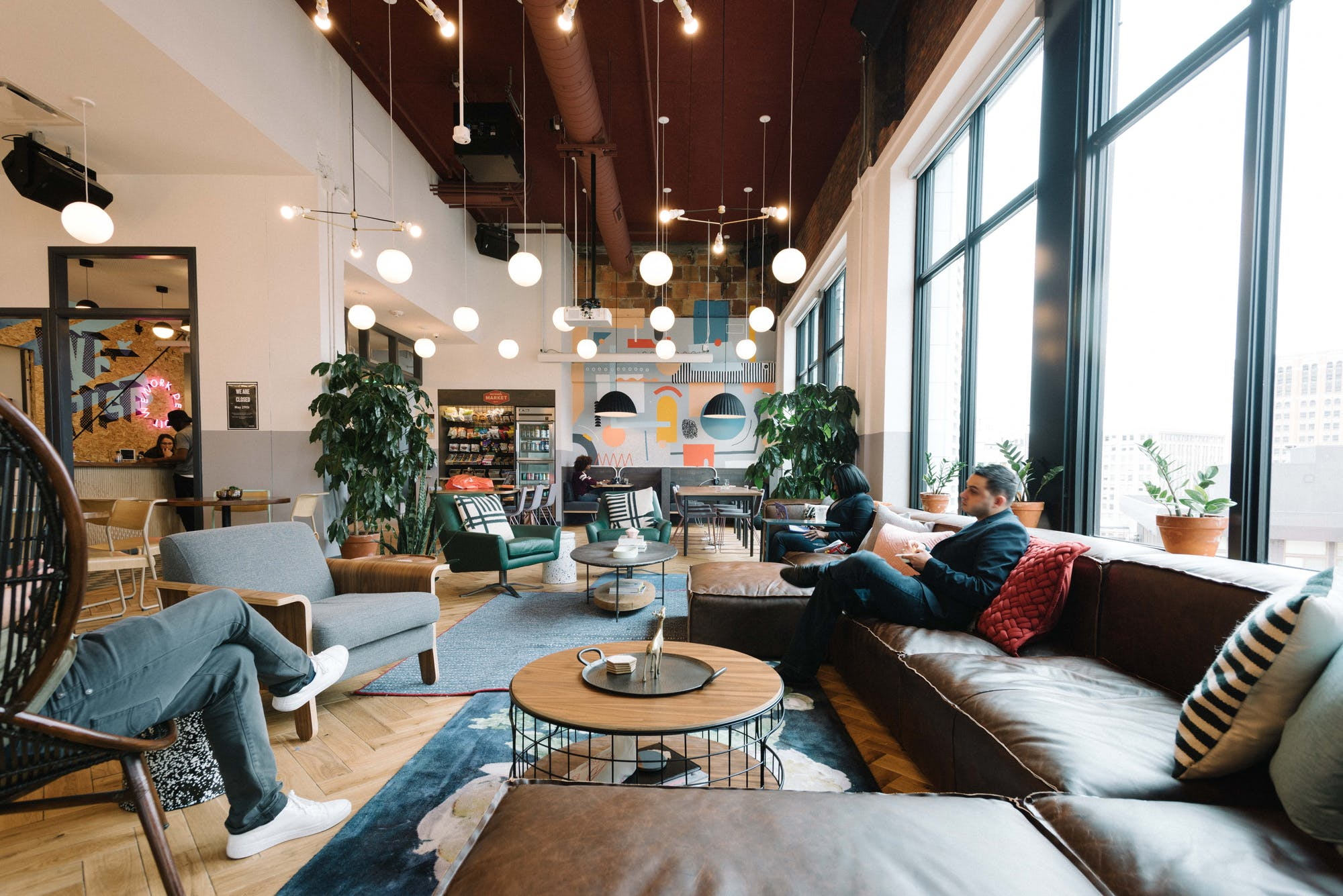 WeWork Hoxton, London