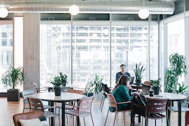 WeWork Kings Place, Hayes