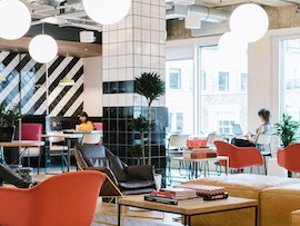 WeWork Mansion House, London
