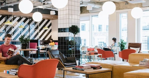 WeWork Mansion House, London | coworkspace.com