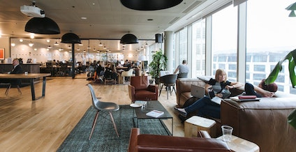 WeWork Moorgate, London | coworkspace.com