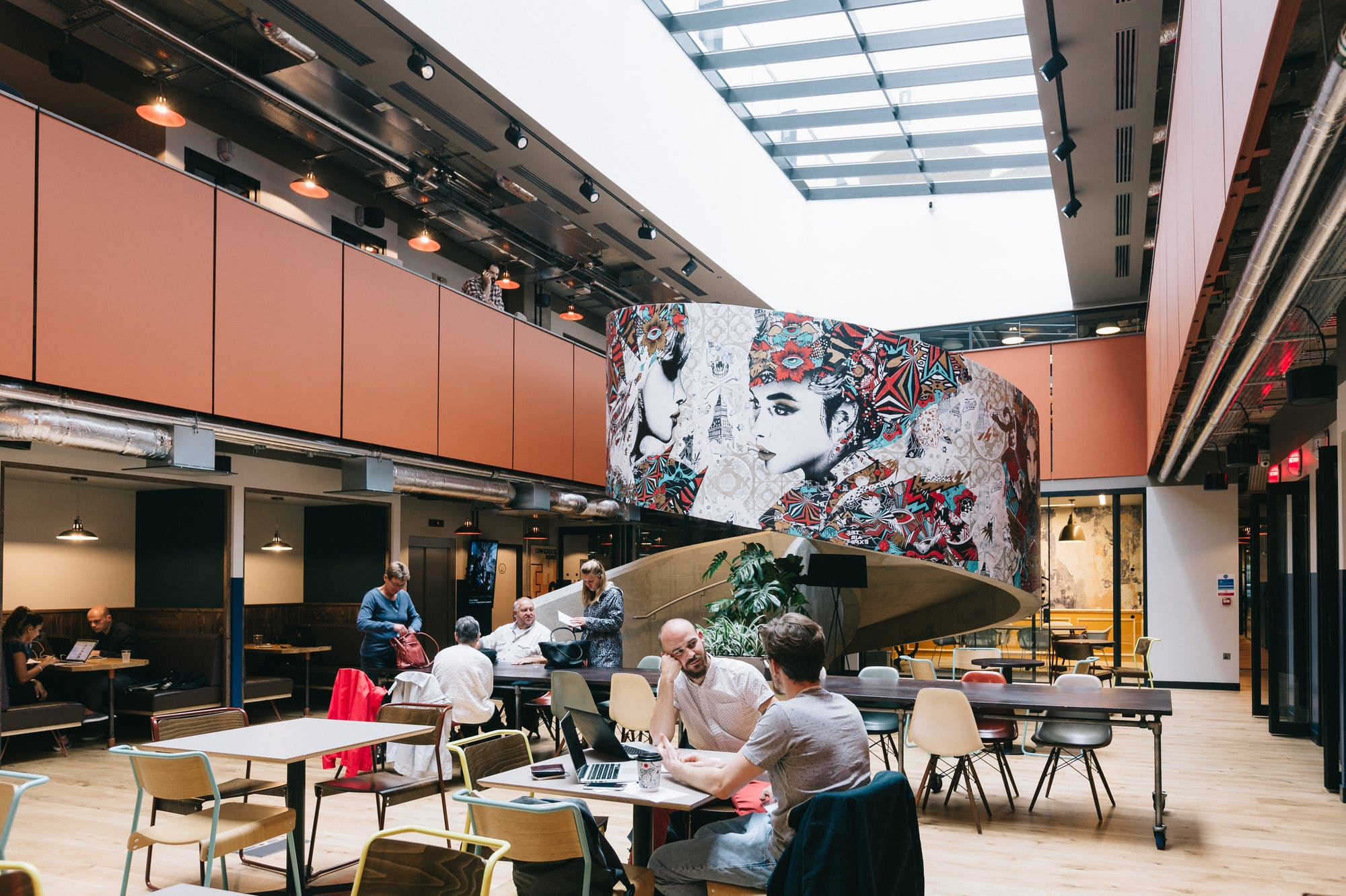 WeWork Old St., London