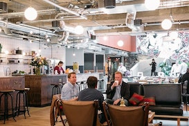 WeWork Old St., Teddington