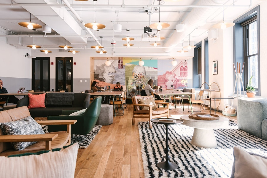 WeWork Old Street - The Bower, London