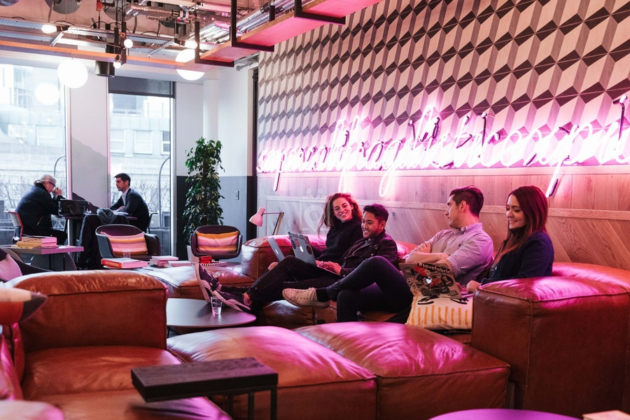WeWork Paddington, London