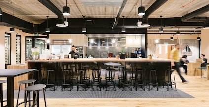 WeWork Shoreditch Mark Square, London | coworkspace.com