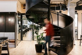 WeWork Shoreditch Mark Square, Broxbourne