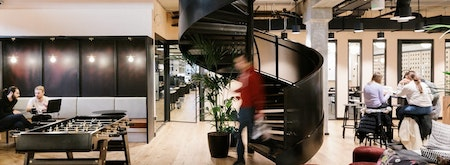 WeWork Shoreditch Mark Square