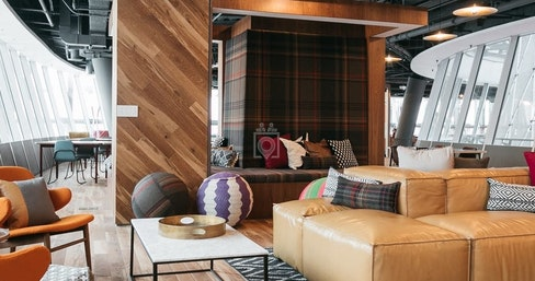 WeWork Shoreditch - The Stage, London | coworkspace.com