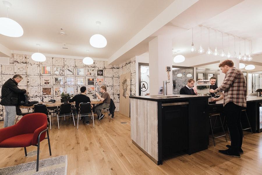WeWork Soho - Medius House, London