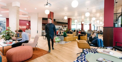 WeWork South Bank Central, London | coworkspace.com