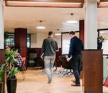 WeWork South Bank Central profile image