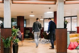 WeWork South Bank Central, Teddington