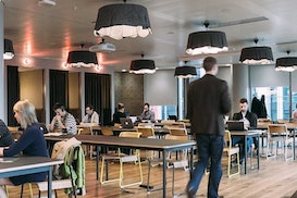 WeWork South Bank, Hayes