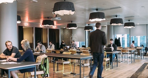 WeWork South Bank, London | coworkspace.com