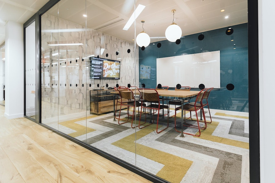 WeWork Spitalfields, London