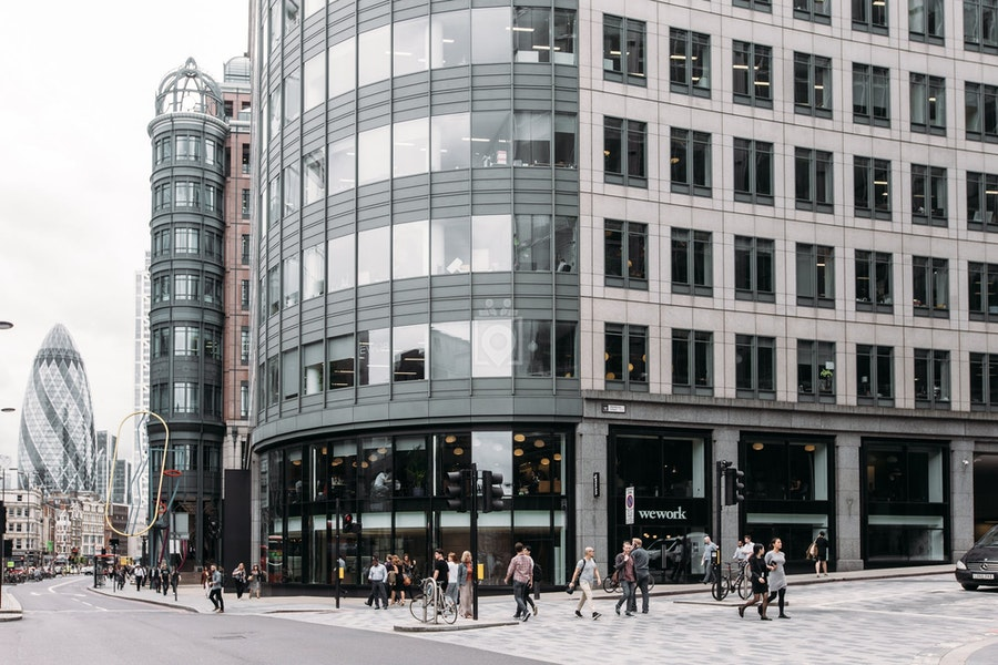 WeWork Spitalfields, London