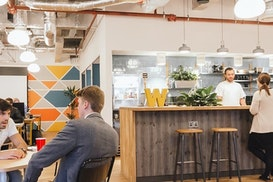 WeWork Spitalfields, Richmond