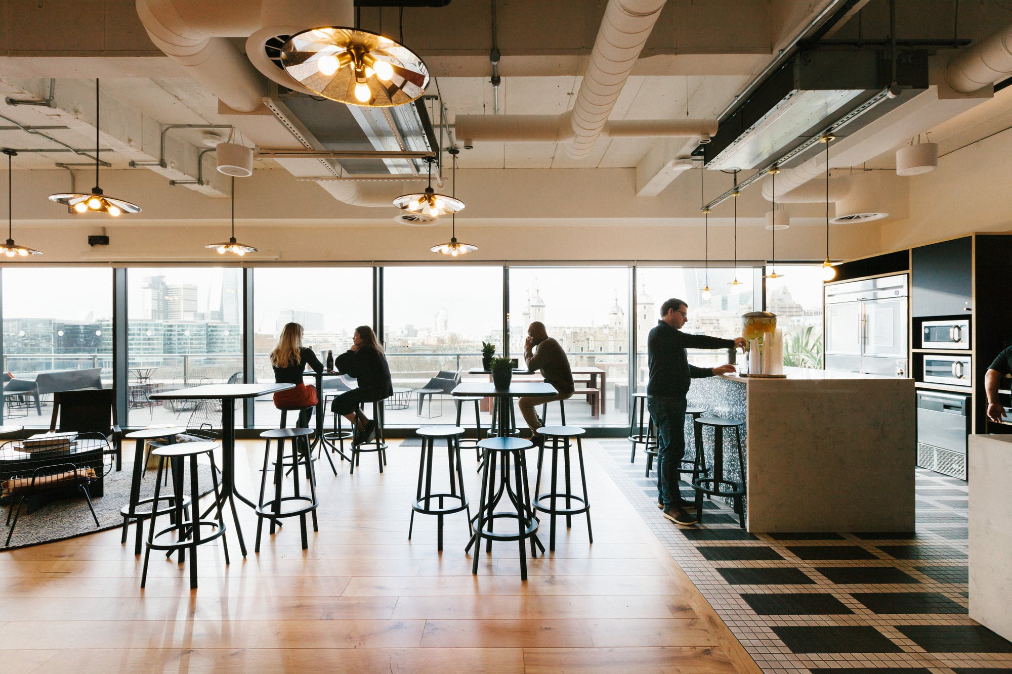 WeWork Tower Bridge, London
