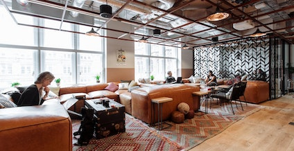 WeWork Waterhouse Square, London | coworkspace.com